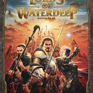 okładka gry Lords of Waterdeep