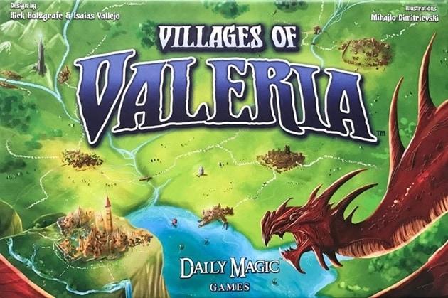 Grę do recenzji przekazało nam wydawnictwo Daily Magic Games. Dziękujemy!  http://www.dailymagicgames.com/