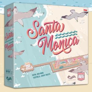 Santa Monica okładka