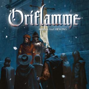 Okładka gry Oriflamme